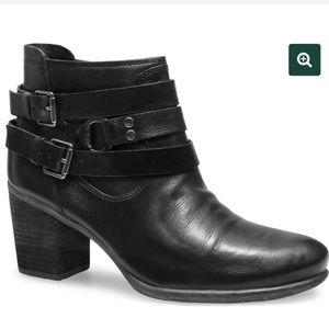 Josef seibel britney 02 black leather bootie